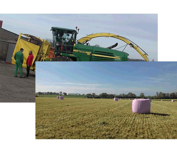 SAS Boumard/Cussonneau, entreprise de travaux publics et agricoles à Landemont
